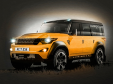 ����� Land Rover Defender ������
