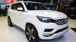 SsangYong придумал революционную технологию открывания окон в автомобиле