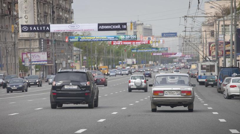 В России подсчитали количество машин на тысячу жителей