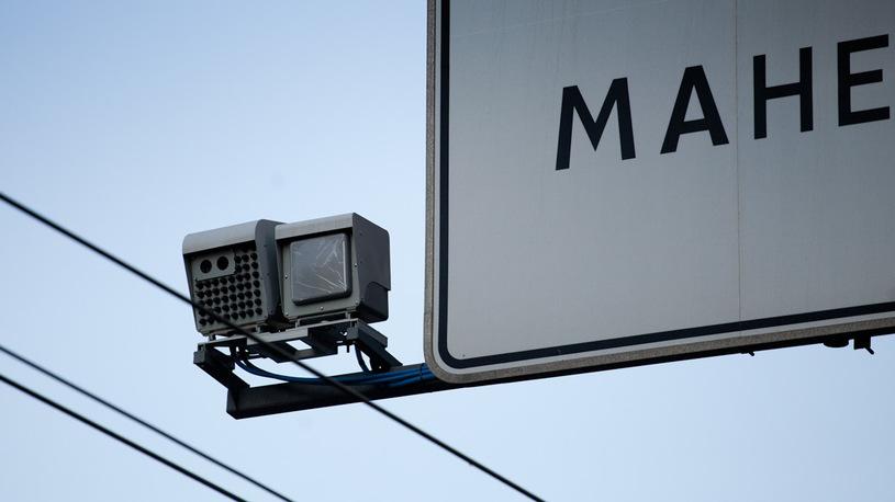 В Московской области удвоят количество дорожных камер