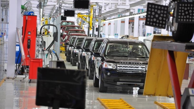 Завод Jaguar Land Rover дважды обокрали на 4 млн долларов