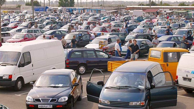 Четыре из пяти проданных в России автомобилей - подержанные