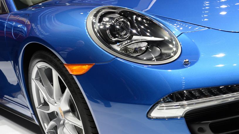 Porsche построит конкурента BMW 5 Series и Jaguar XF