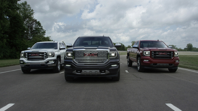 У 700 000 пикапов марок Chevrolet и GMC может отказать руль