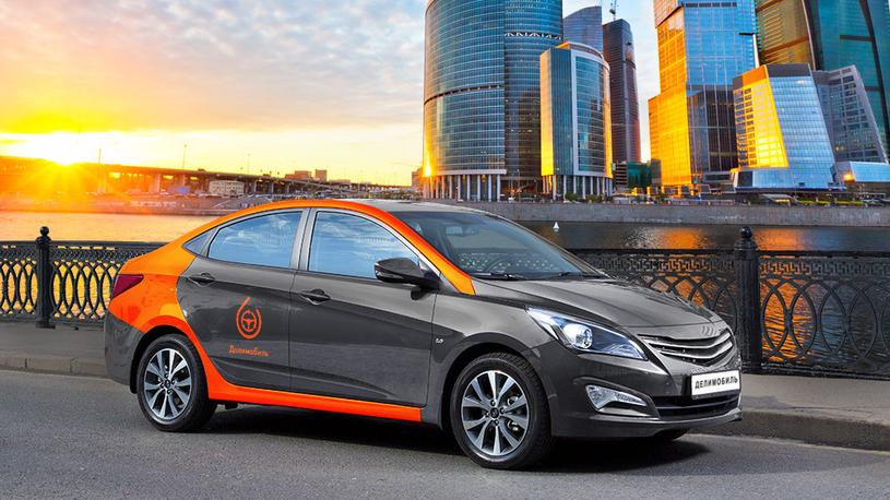 В московском каршеринге появятся премиальные автомобили