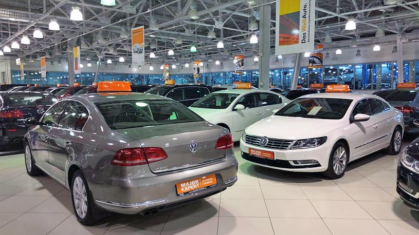 В России назвали регионы с крупнейшими рынками подержанных машин