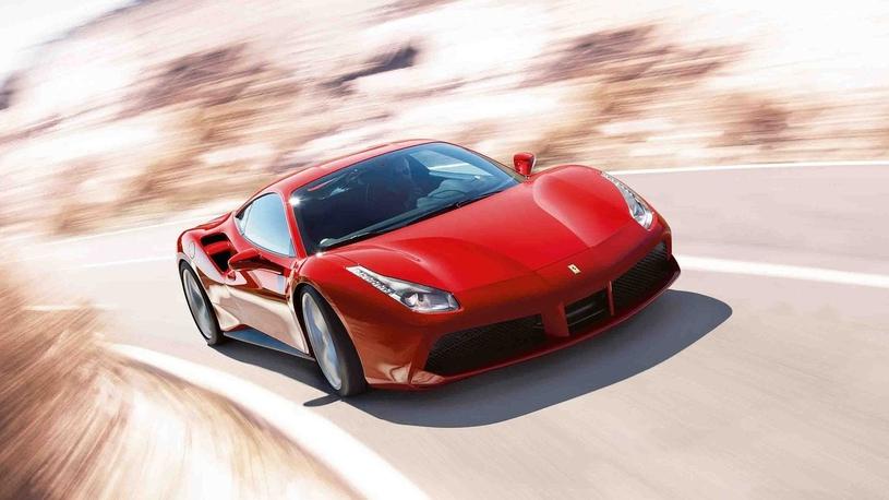 Лучшим двигателем 2017 года признан мотор Ferrari