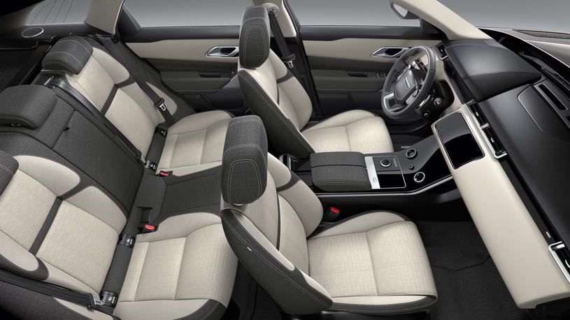 Jaguar Land Rover лишит роскошные внедорожники кожи в салоне