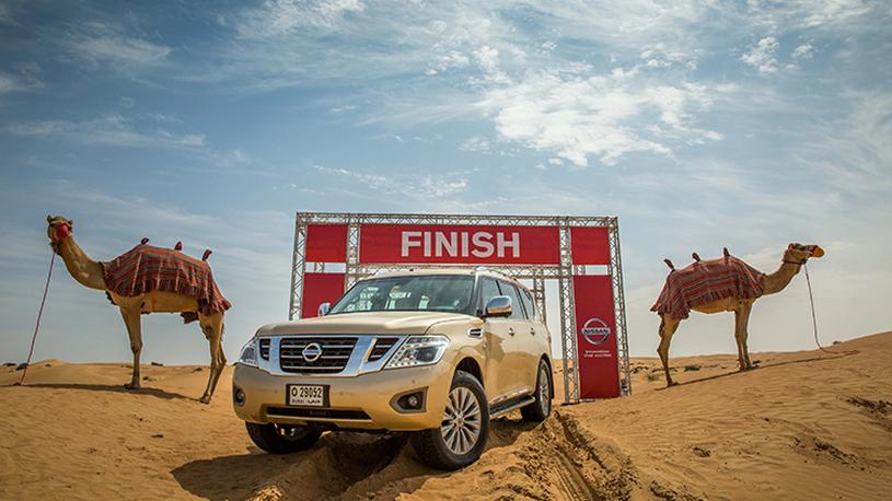 Nissan предлагает заменить лошадиную силу верблюжьей