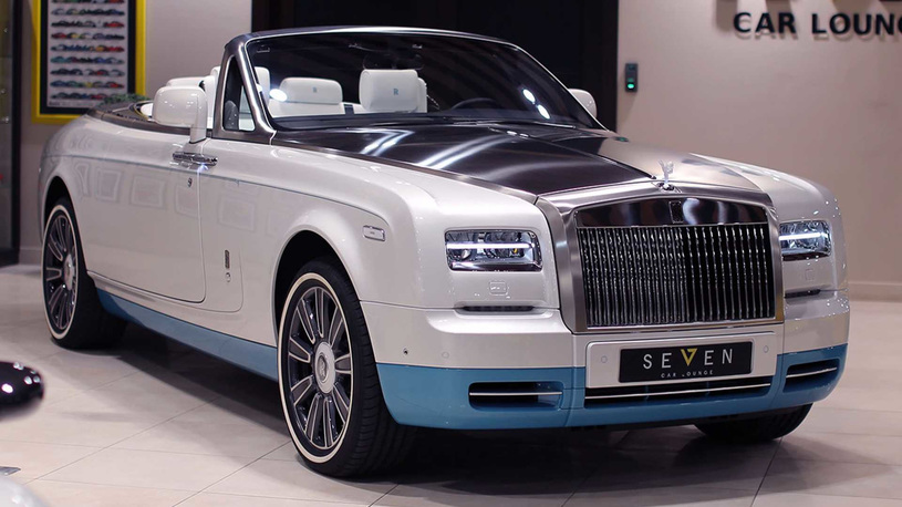 Rolls-Royce продаст последний открытый