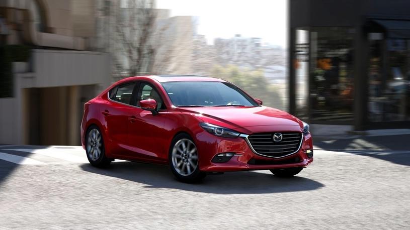 Mazda слегка обновит третье семейство