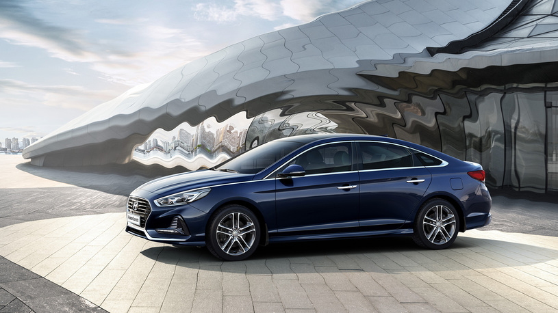 В Россию вернулась Hyundai Sonata: названы рублевые цены
