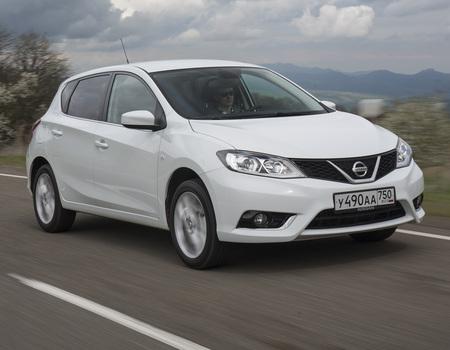 Тест-драйв нового Nissan Tiida