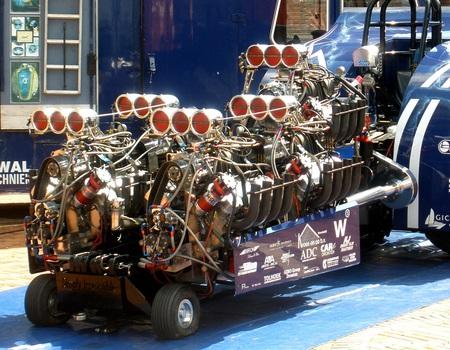 Самые большие моторы