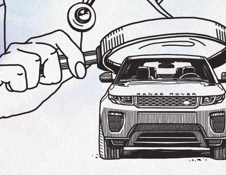 Чем болеет Range Rover Evoque