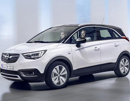 Новейшая модель от Opel