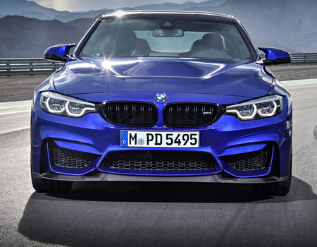 Шок-цена: турбины BMW M3 и M4