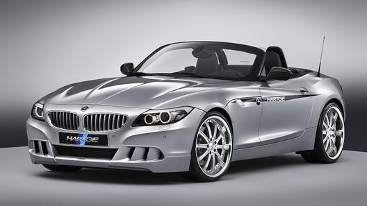 Родстеру BMW Z4 добавили хищности