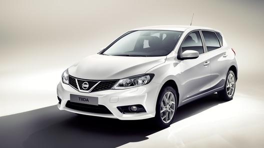 В России стартовали продажи новой Nissan Tiida