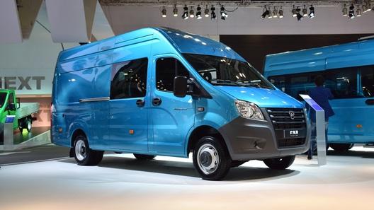 «Группа ГАЗ» запустила вТурции производство цельнометаллического фургона «ГАЗель NEXT»