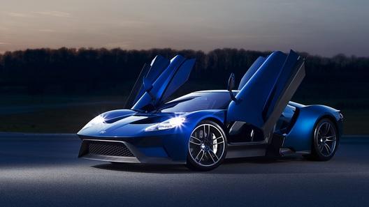 У владельцев Ford GT будут проблемы с достижением максимальной скорости