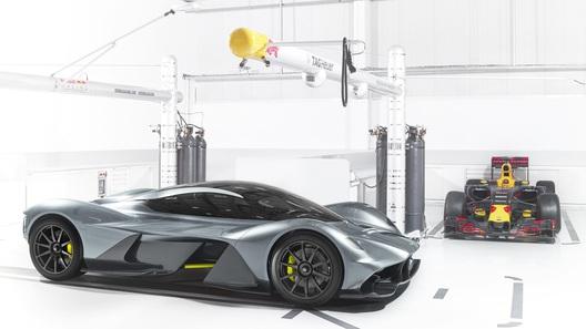Гиперкар Aston Martin и Red Bull станет родоначальником династии