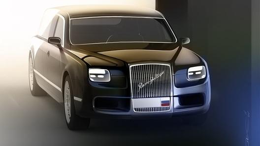 Раскрыты детали будущего лимузина В.Путина