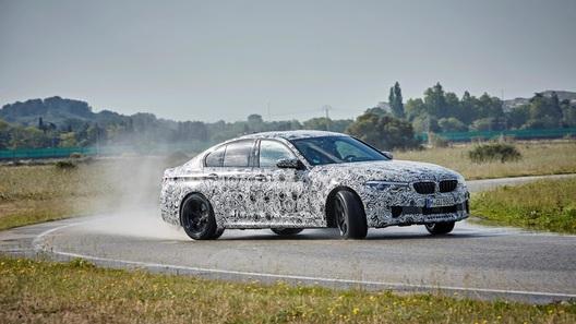 Стало известно, когда новый BMW M5 встанет на конвейер