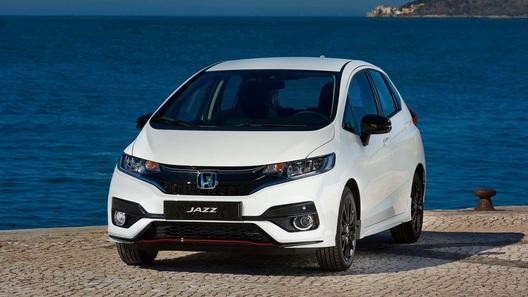 Honda обновила Jazz для Европы