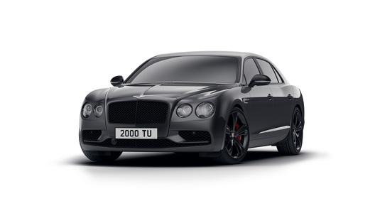 В России начали продавать новую спецверсию Bentley Flying Spur