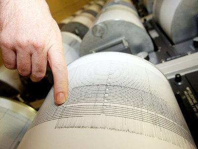 На Камчатке произошли два сильных землетрясения