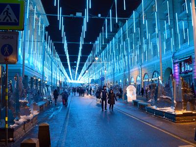 В Москве Новый год будет морозным, но без снега