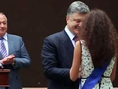 Порошенко побывал в Донбассе
