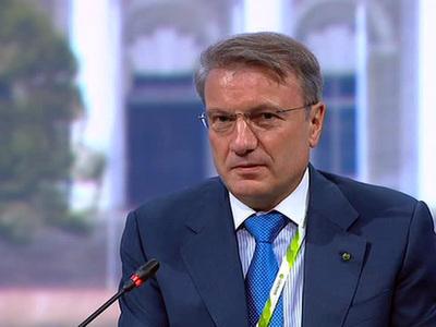 Сенатор Морозов обозвал Грефа нехорошим словом