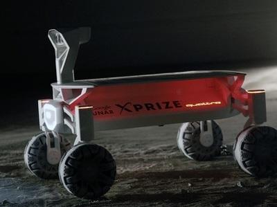 Он уже готов лететь на спутник Земли в 2017 году.  Наука и техника.