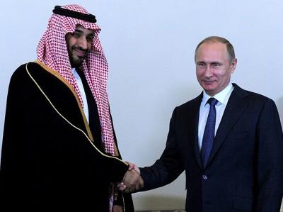 """Саудовская Аравия """"зашла"""" в РФ на рекордные $10 млрд"""