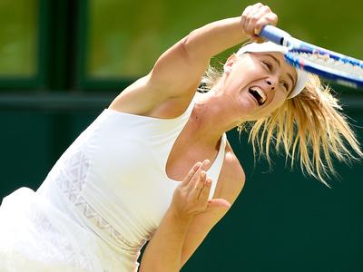 Мария Шарапова выиграла третий матч итогового турнира