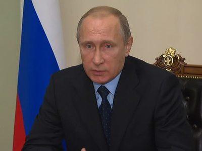 Путин потребовал выяснить все детали трагедии