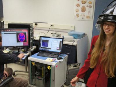 Портативный сканер мозга позволит осуществлять томографию в движении