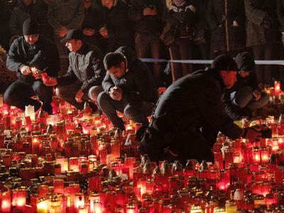 Число жертв трагедии в Бухаресте достигло 51