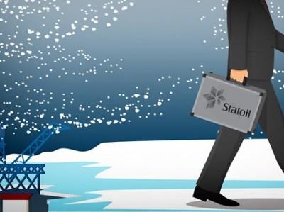 Statoil отказывается от проектов на шельфе Аляски
