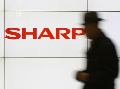 Sharp подорожала на $433 млн за неделю
