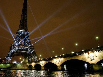 Париж готов к конференции по изменению климата