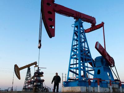 Снежная буря и заявление Драги окрылило нефть