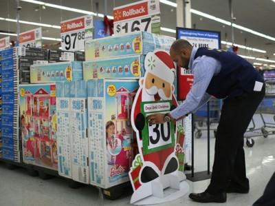 Инфляция в США снизилась до нуля в ноябре