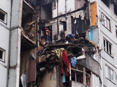 Взрыв в Волгограде: найден труп пятой жертвы