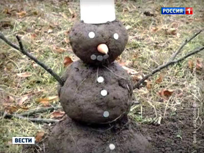 Из снеговика в грязевики: как заниматься снеготворчеством в условиях потепления