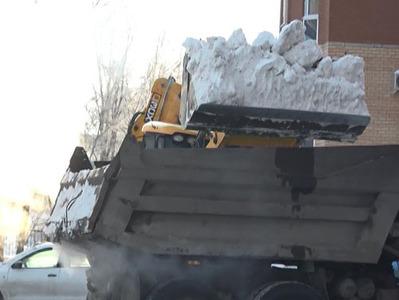 Коммунальные и дорожные службы Оренбурга работают в авральном режиме