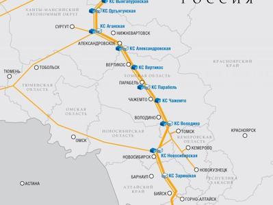 РФ и Китай могут заключить еще один газовый договор