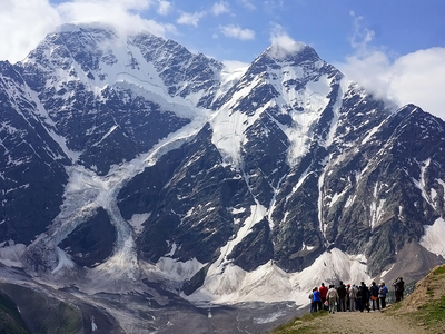 Оставляя свое сердце в горах: отметить август подъемом на Эльбрус